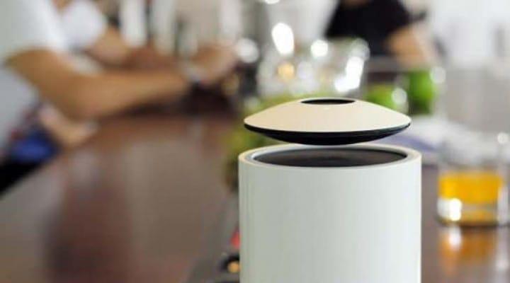 Mars levitating Bluetooth speaker release date likely