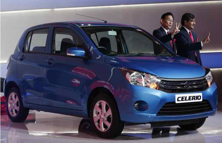 Maruti Celerio diesel DDiS 125 shipping to dealers