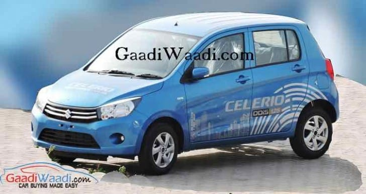 Maruti Celerio diesel price probability in India