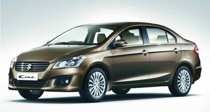 New cars in India for August includes Maruti Ciaz SHVT