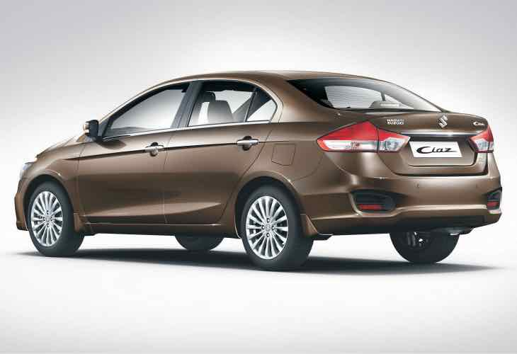 Maruti Ciaz Smart Hybrid Vehicle