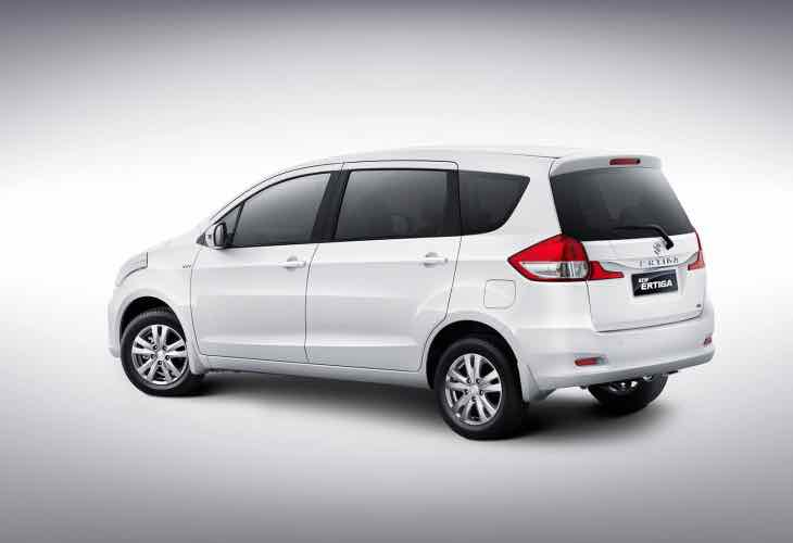 Maruti Ertiga facelift launch date