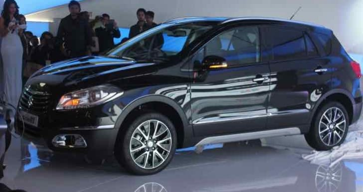 Maruti S-Cross bookings live in India prematurely