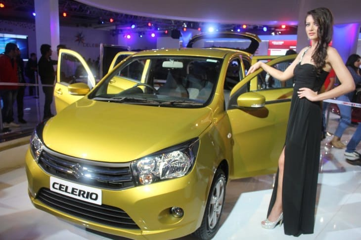 Maruti Suzuki Celerio price in India