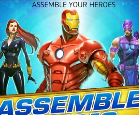 Marvel Puzzle Quest: Dark Reign update for Android, iOS app