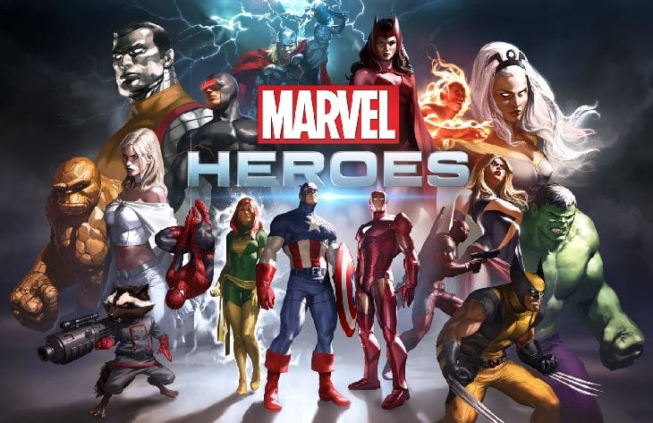 Marvel Heroes game update 2.3 live, Training Day