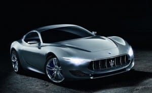 Maserati Alfieri Vs Jaguar F-type for 2016 showdown