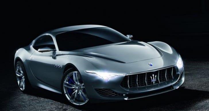 Maserati Alfieri Vs Jaguar F-type for 2016 showdown