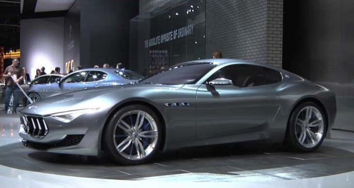 Maserati Alfieri all-electric version confirmed