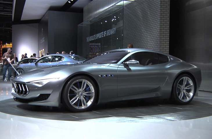 Maserati Alfieri all-electric version confirmed – Product ...