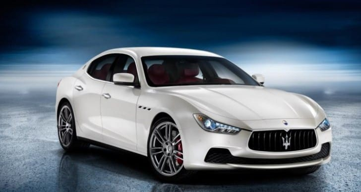 Maserati Ghibli specs and price with Quattroporte DNA