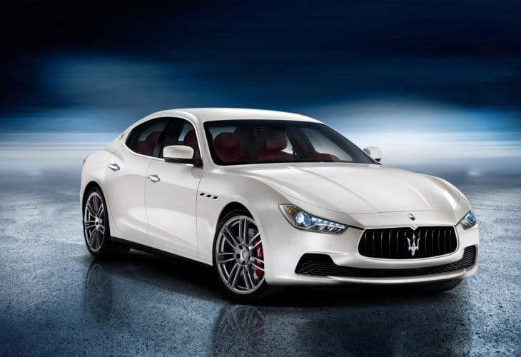 Maserati Ghibli specs and price with Quattroporte DNA