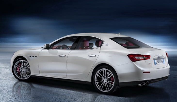 Maserati Ghibli specs and price