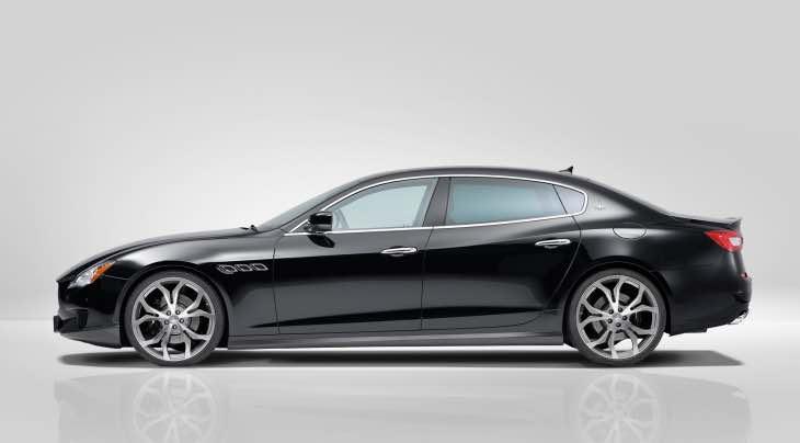 Maserati plug-in hybrid models