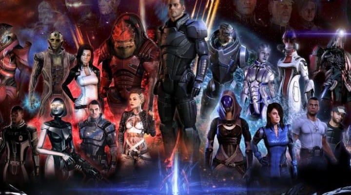 Mass Effect 4 trailer news teased