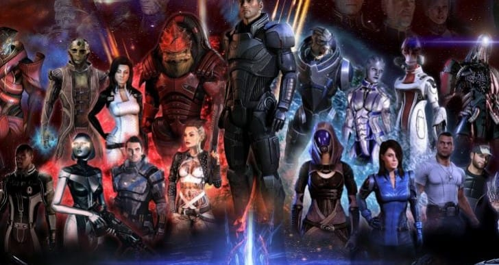 Mass Effect 4 trailer news teased