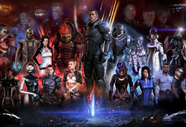 Mass Effect 4 development progress