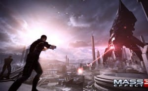 Mass Effect 3 walkthrough during hostility