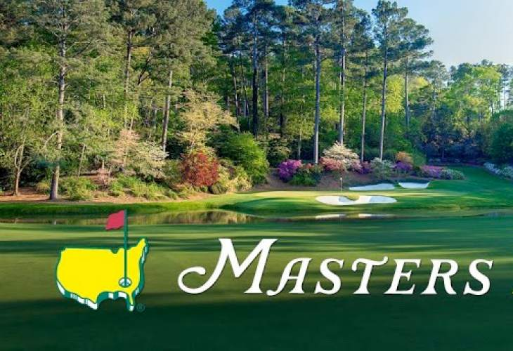 Masters Golf 2013 apps for schedule and live streams