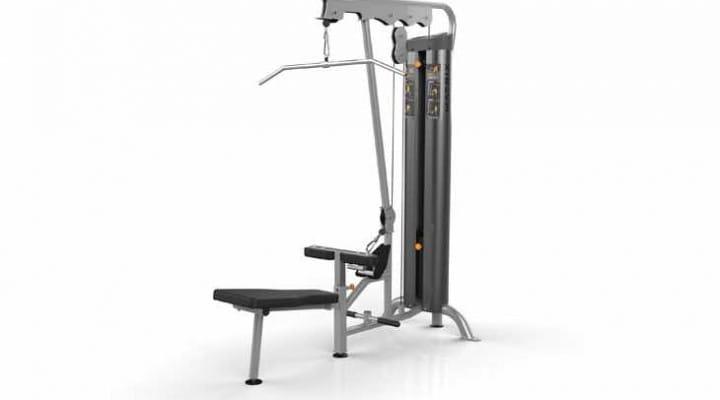 Matrix Fitness Varsity recall over handle attachment