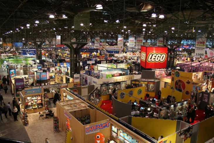 Mattel and Google at NY Toy Fair 2015