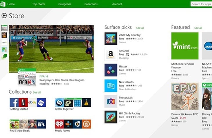 May-Windows-Store-Update