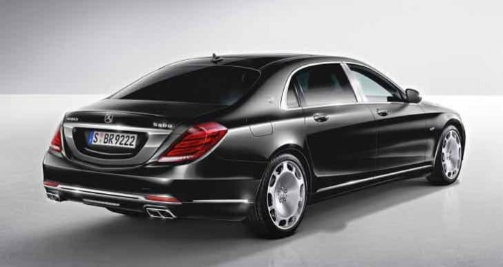 Maybach and S63 AMG could launch in India