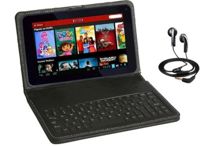 Maylong MVP295PL 7-inch tablet bundle at Target