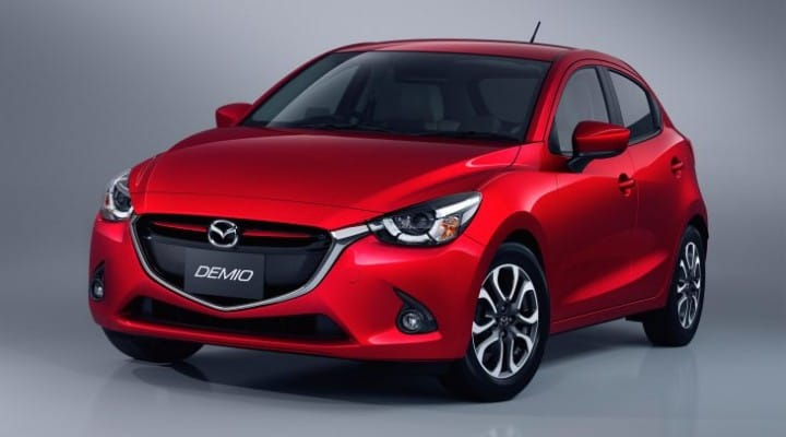 Mazda 2 2015 price concealment following reveal