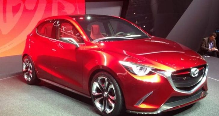 Mazda 2 still awaiting price and release date