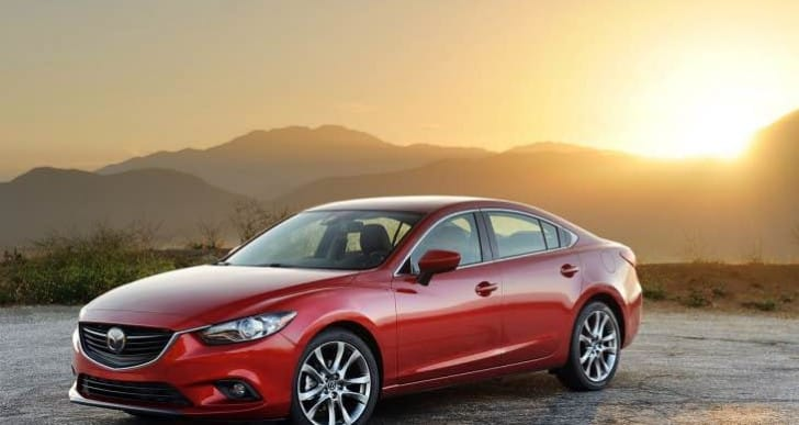Mazda 6 recall starts in Dec. 2014, includes 2015 models