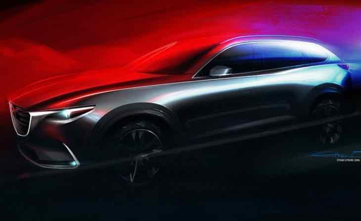 Mazda CX-9 La Auto SHow