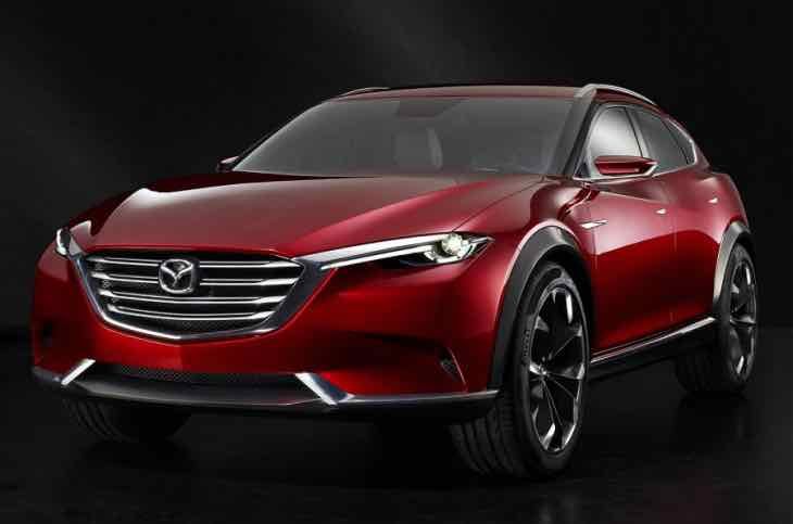 Mazda Koeru concept reveal