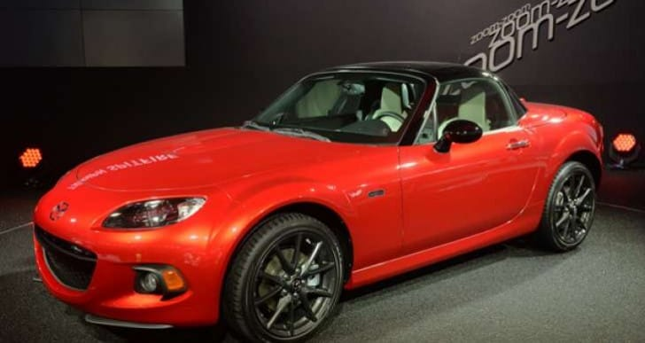 Mazda MX-5 25th Anniversary Edition pre-order and price MIA