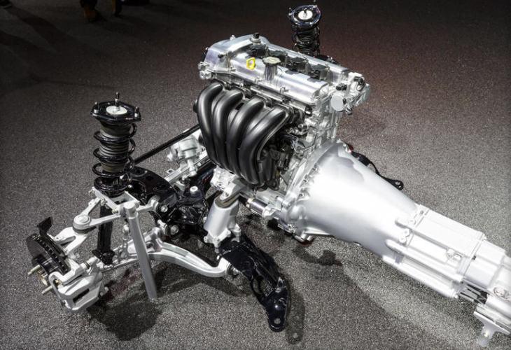 Mazda MX-5 (Miata) 2015 engines confirmed