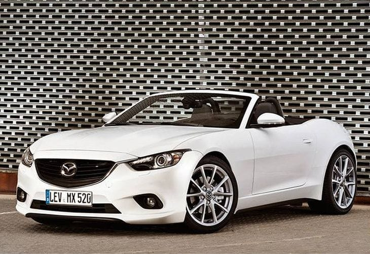 Mazda MX-5 looks in great shape for retail in 2015