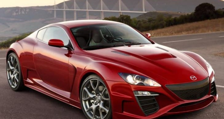Mazda RX8 successor technology and release clarity