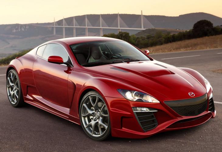 Mazda RX-8 successor technology and release clarity