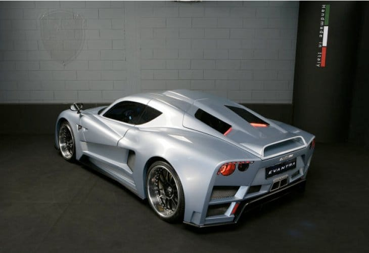 Mazzanti Evantra specs revealed