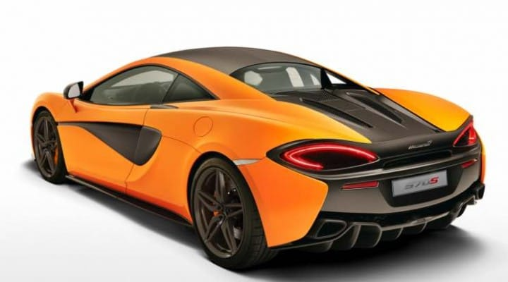 McLaren 570S Coupe vs. 911 Turbo S and R8 V10 Plus