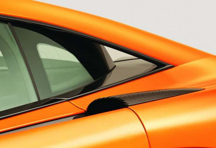 McLaren 570S Coupe reveals power output