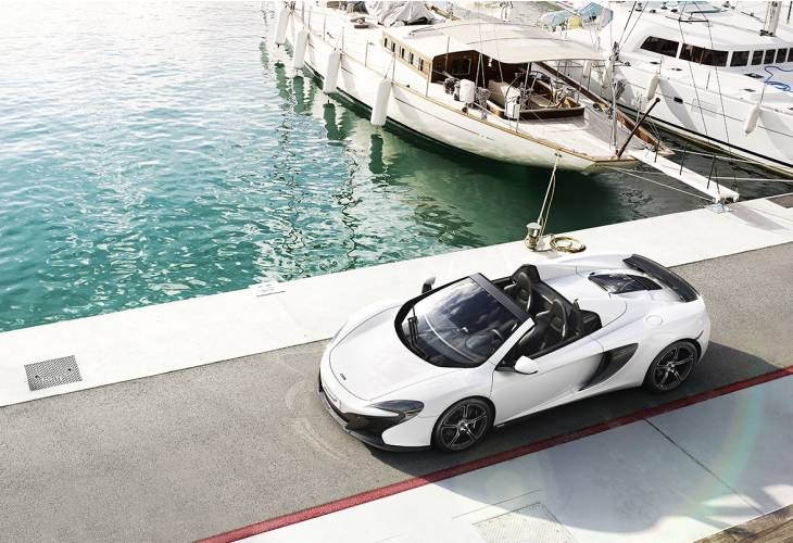 McLaren 650S Spider review lives with issues