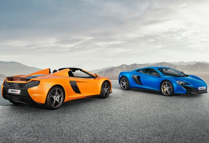 McLaren 650S price analysis and performance figures