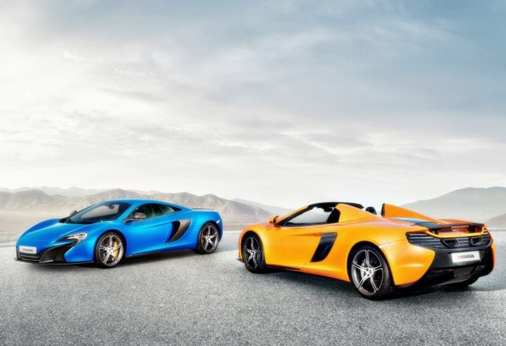 McLaren 650S price analysis