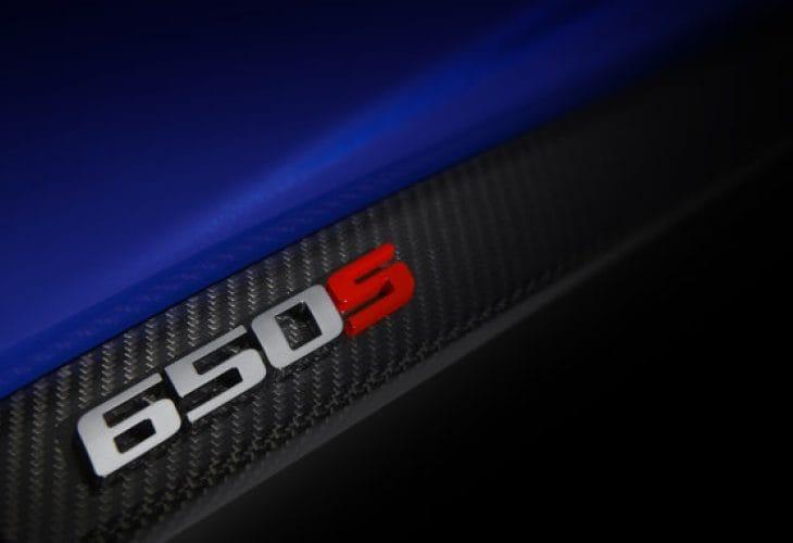 McLaren 650S specs reveal Geneva Motor Show