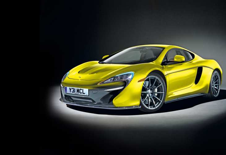 McLaren P13 and P15 price and specs compared