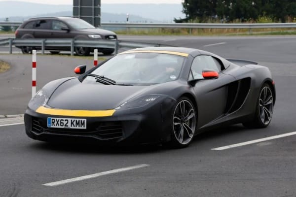 McLaren P13 render reveals Porsche 911 Turbo rival price