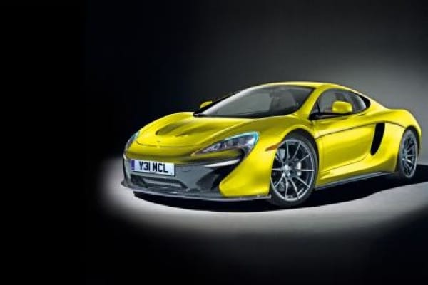 McLaren render is a thing of beauty