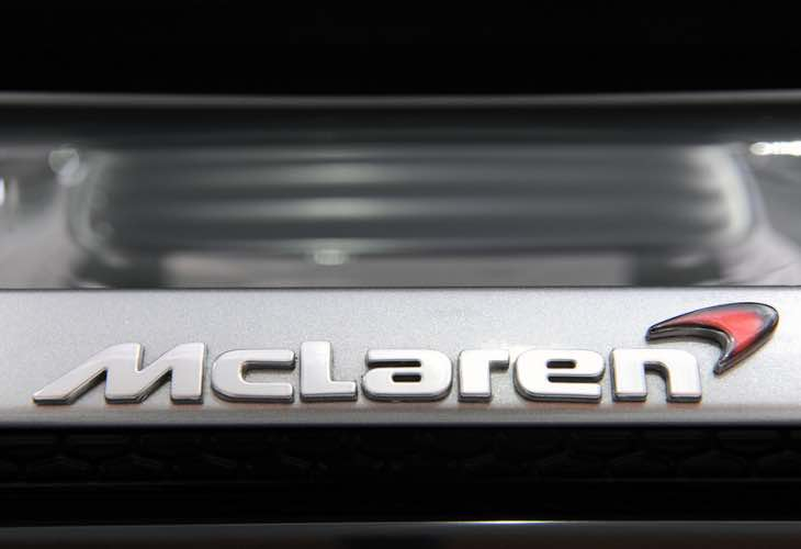 McLaren SUV production