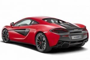 McLaren, no to inexpensive Porsche Cayman rival